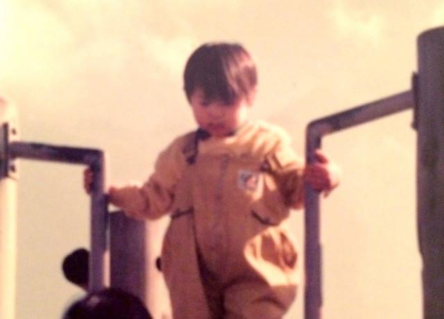 子どもの頃はどんな子でしたか?