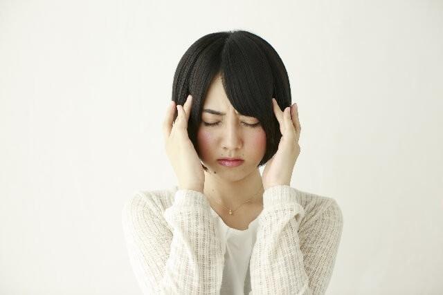 頭痛を整体で改善