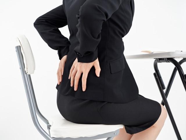 テレワークで腰痛にならない「たったひとつのポイント」
